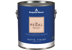 Regal® Select Waterborne Interior Paint at New Look Interiors