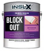 Block Out® Interior Primer at New Look Interiors
